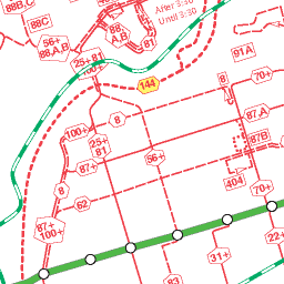 Toronto Transit Map Ttc Go Transit Viva Etc All On One
